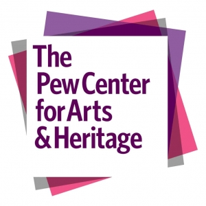 Logo, the Pew Center for Arts & Heritage